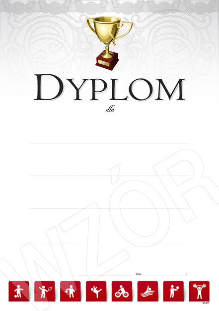 Dyplom SP-07T